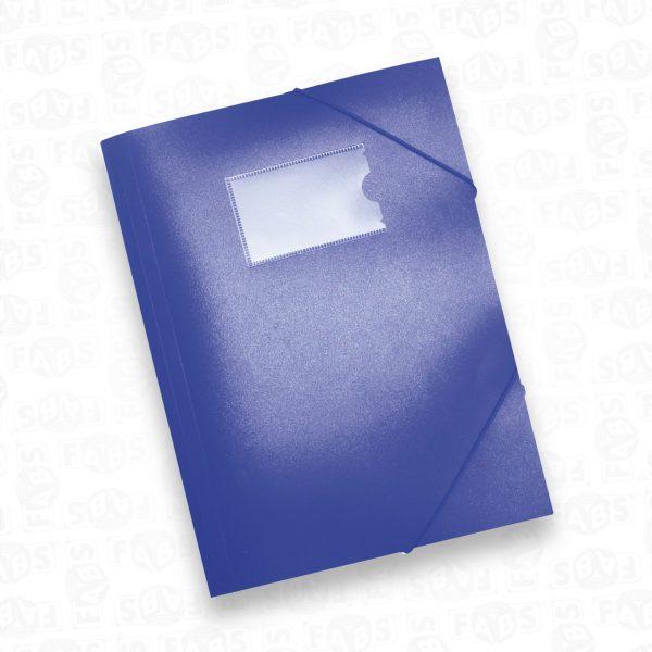 C-A-R en Plastique Bleu-01